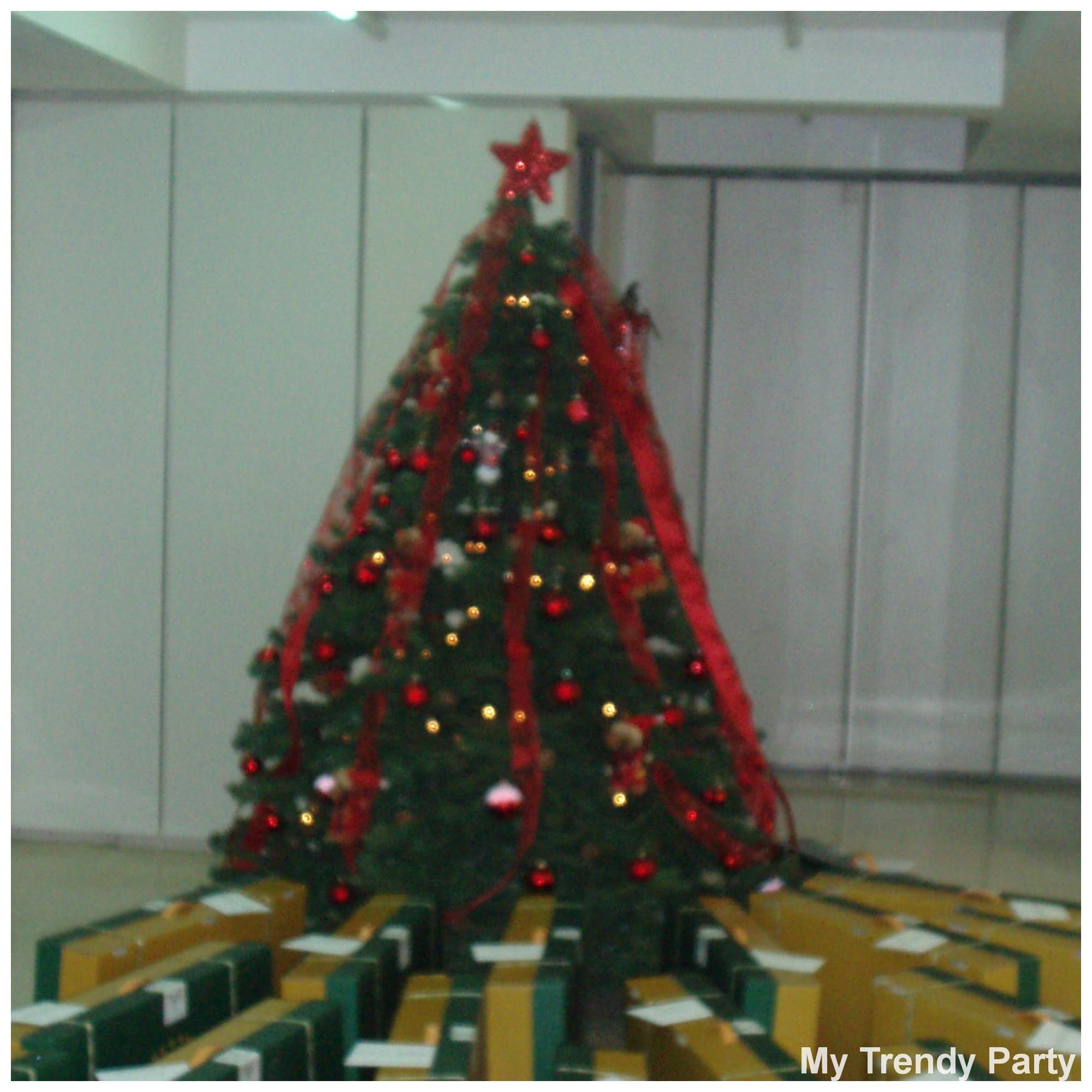 Como decorar tu arbol de navidad my trendy party - Como decorar un arbol de navidad ...